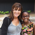 Tasha Museles, Executive Director and Grace Callwell - June 2015